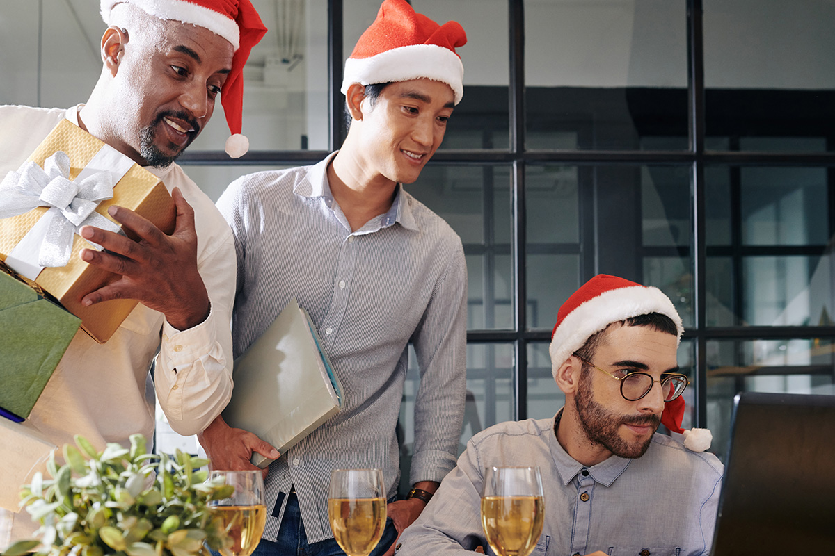 The Anatomy of a Perfect B2B Christmas Email Campaign